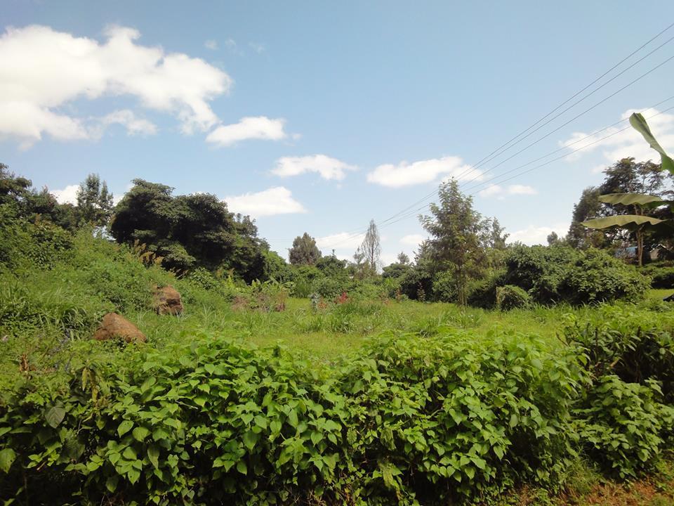 Land for Sale in Kikuyu