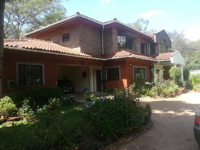 4 Bedroom Townhouse Maisonette for Sale in Karen