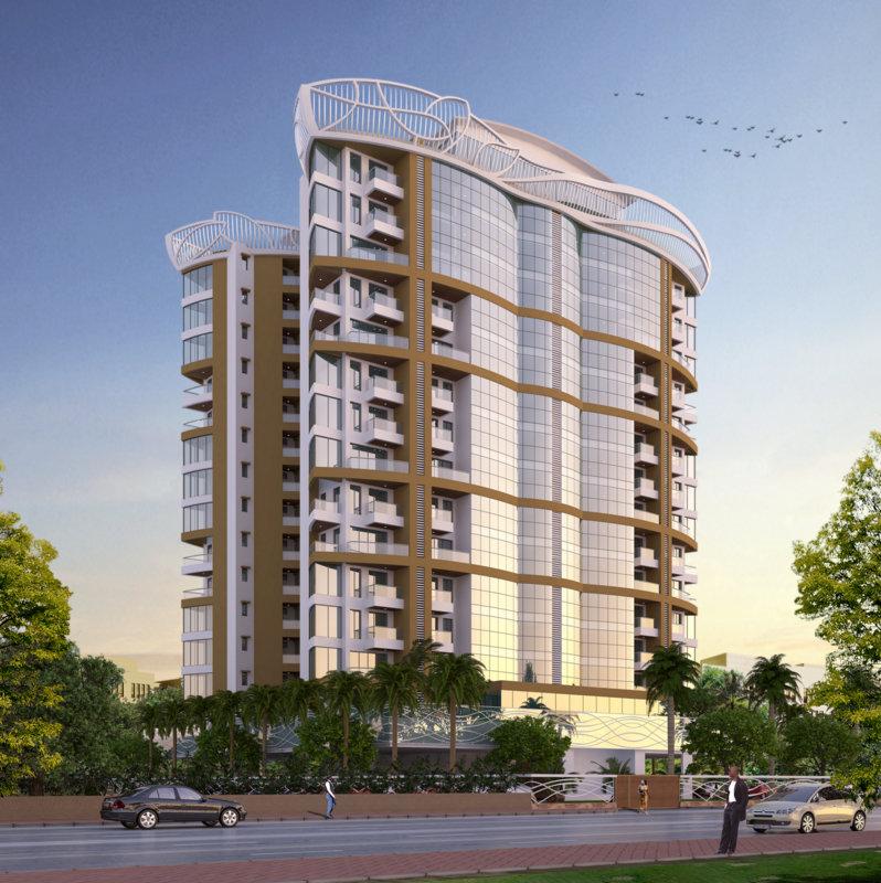 3 Bedroom Apartments Kings Pearl Residency for Sale/Rent in Lavington